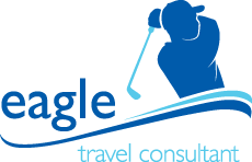 EagleTravel GOLF logo